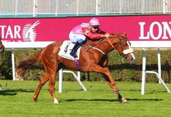EAST Wins Prix Thomas Byron Jockey Club De Turquie