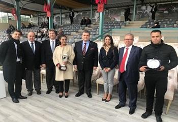 AKBAR L'ATLAS Wins Jockey Club of Turkey Cup in Morocco