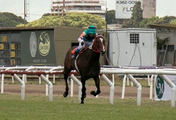 Youpaycash Wins the Jockey Club of Turkey Cup in Argentina