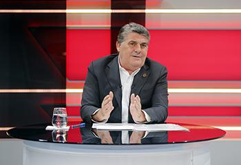 Kulübümüz Başkanı Serdal Adalı Farklı Analiz - Gündem Özel programına konuk oldu