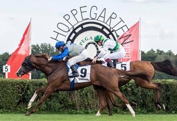 31 Mayıs Pazar günü Berlin Hoppegarten yarışlarına bahis oynanabilecek