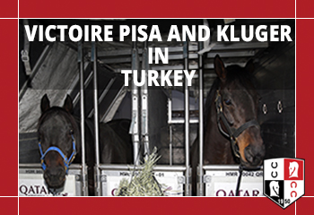 Victoire Pisa and Kluger in Turkey