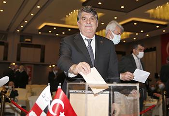 Serdal Adalı is Re-Elected as TJK President