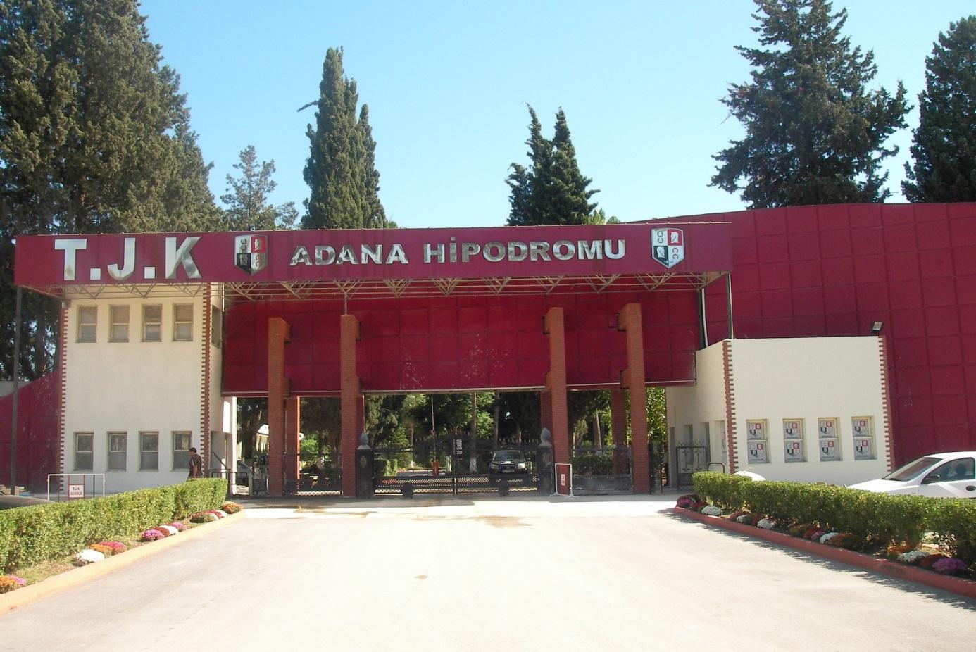 Adana Yeşiloba Hipodromu